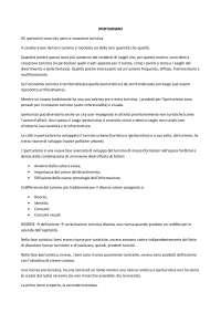 Appunti- Sociologia del Turismo (La notte, Iperturismo, Savelli)