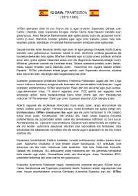 12. GAIA: TRANTSIZIOAREN LABURPENA (1975-1985)