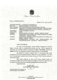 Decisão STF - Cargo em Comissão não recebe FGTS