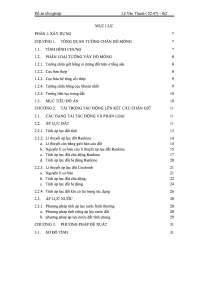 Đồ án Tải trọng tác động lên kết cấu chắn giữ.pdf