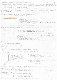 Teoria Strutture Meccanica