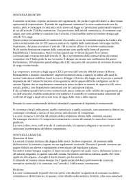Sentenze Frontini, Granital, Caso Pasta e n°227/2010- Diritto europeo