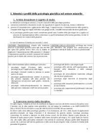 Riassunto MANUALE DI PSICOLOGIA GIURIDICA MINORILE - Patrizia Patrizi, Carocci editore