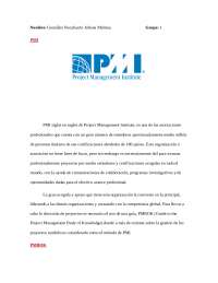 PIM Informatica Generalidades