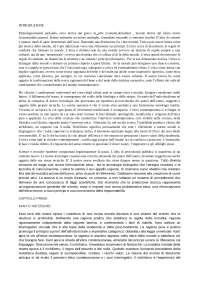 Riassunto - J. Russ, L'etica contemporanea, Il Mulino, Bologna, 2003