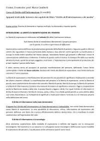 Diritto dell'informazione