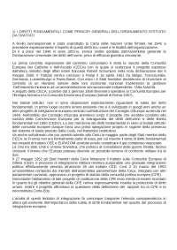 carta dei diritti fondamentali dell'uomo