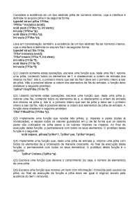 Exercício PIlhas - Douglas Ericsson - Estrutura de Dados 1