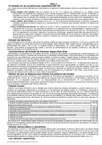 Derecho Constitucional, Past Exams for Constitutional Law