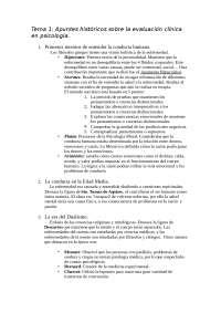 TEMA 1 CONTEXTOS 1 de psicologia