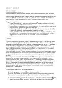 diritto dell' informazione prof Razzante