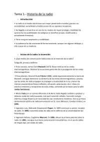 Radio y TV tema 1, Comunicación Audiovisual