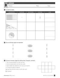 Ficha de repaso de matemáticas 5 de primaria