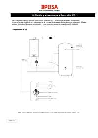 Manual kit bomba y accesorios instalacion