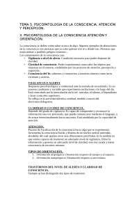 Tema 5 parte 2 psicopatología