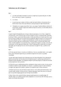 Soluciones Uso de la Lengua T3