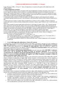 L'abuso di dipendenza economica - Estratto dal libro La responsabilità d'impresa Conte, Alpa