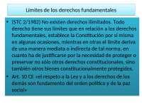 TEMA 4 DERECHO CONSTITUCIONAL III