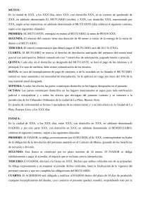 SIP II - Modelos de Contratos