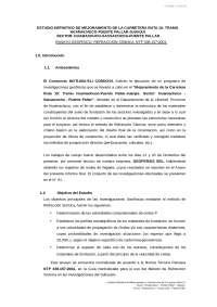 Informe Refracción Sísmica