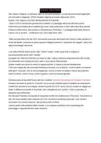 Franco Sacchetti - Giovanni Sercambi - ser Giovanni Fiorentino, Schemes and Mind Maps for Italian literature