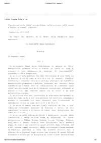 Legge 56/2014 (Legge DelRio)