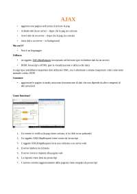 Ajax (Asynchronous JavaScript and XML)