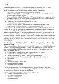 La mediazione penale minorile  Gianluca Tramontano- Davide Barba