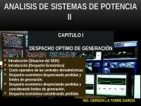 sistemas de potencia