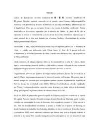 Análisis económico Turquía - Taiwán