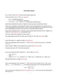 Financial Modeling 1