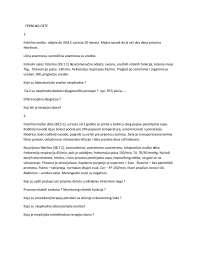 Febrilno dete vinjeta, Vežbe' predlog Pedijatrija