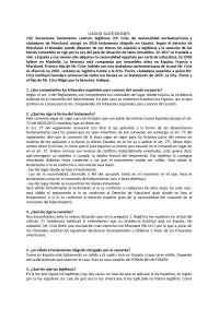 Derecho de sucesiones practicas UC3M