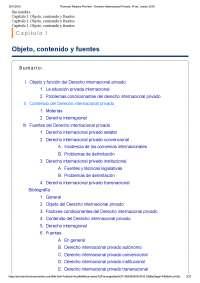 apuntes de derecho internacional privado libro