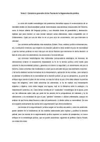 TEMA 3 ARGUMENTACION JURIDICA