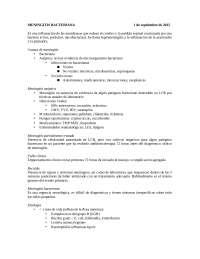 Meninigitis bacteriana