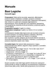 Riassunto manuale sull'automazione e 4 saggi di Logica e Linguaggio della Prof. Casadio, Past Exams for Logic
