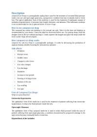 Careprost Eye Drops Online, Summaries for Public Health