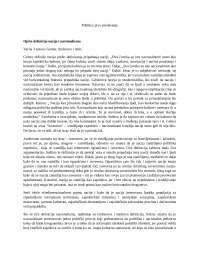 Skripta za predmet Politika, Ispiti' predlog Antropologija i sociologija