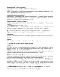 Ispitna pitanja iz informatike, Ispiti' predlog Informatika