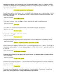 Derecho MERCANTIL MODULO 9 UNADM, Exámenes de Derecho Mercantil