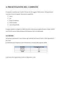Browse available theses grouped by thesis type - Tesi di laurea magistrale