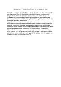 Tema Sullo Sport In Generale Docsity