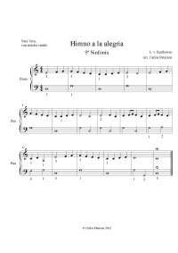 El Himno A La Alegria Docsity