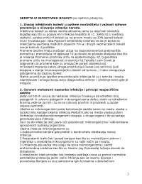 Ispitna Pitanja Iz Infektivnih Bolesti Slajdovi Predlog Infektologija Docsity