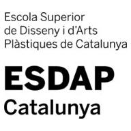 Escola Superior de Disseny i d'Arts Plàstiques de Catalunya - ESDAP - Logo