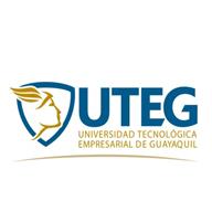 Universidad Tecnológica Empresarial de Guayaquil (UTEG) - Logo