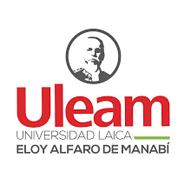 Universidad Laica Eloy Alfaro de Manabí (ULEAM) - Manta - Logo