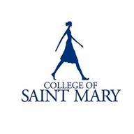 College of Saint Mary (CSM) - Logo