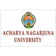 Acharya Nagarjuna University - Logo